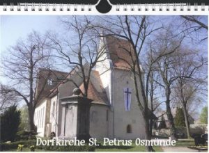 2009 Kalender Dorfkirsche St. Petrus