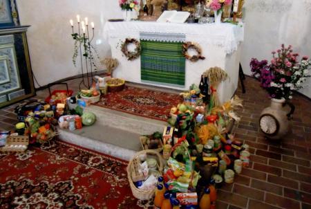 Altar Osmünde
