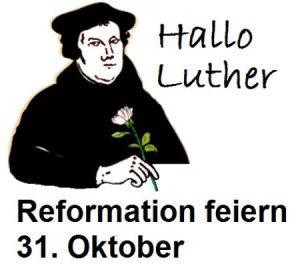 Refoemationstag 31. Oktober
