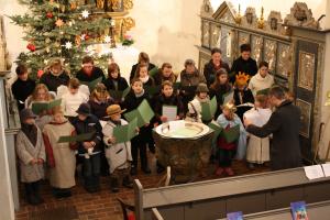 Heiligabend Singen