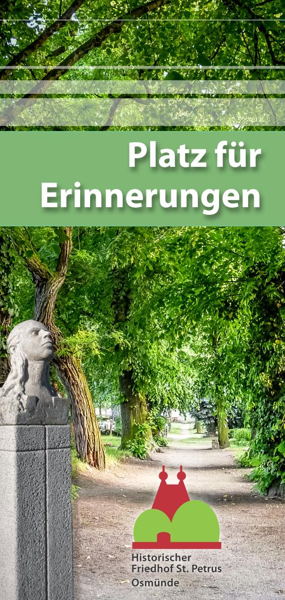 Friedhof Osmünde_Flyer
